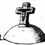 Jésus de Montréal, dessin d'Éric Godin
