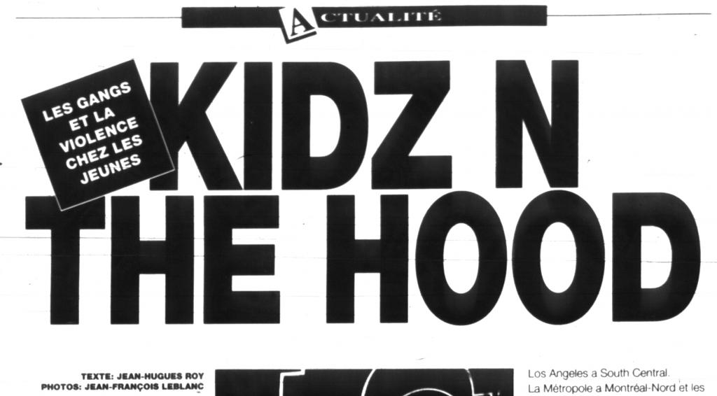 Kidz N The Hood