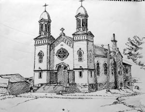 Église de Saint-Hilaire-de-Dorset.